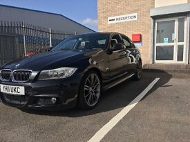 BMW 318d sports plus edition full service history