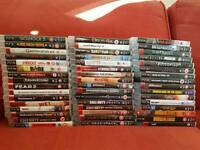 50 Playstation 3 games - excellent condition