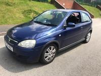 2005/55 Vauxhall Corsa 1.0 Active 3dr 12 months mot 86k