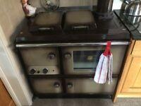 Stanley superstar range cooker boiler 60,000btu