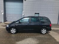 05 PLATE SEAT ALHAMBRA 1.9 TDI AUTOMATIC - LOW MILEAGE - TOP SPEC