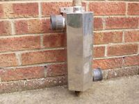 HEAT EXCHANGER (USED FOR POND)