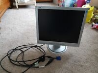 Philips Computer Screen Monitor LED Flat Screen