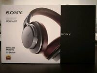 Sony headphones MDR-1A BT Hi-res Prestige - bluetooth wireless touch nfc - lossless quality LDAC
