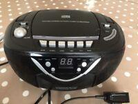 Portable stereo