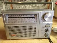 Retro GEC Starfinder radio