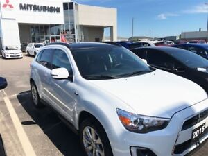 2015 Mitsubishi RVR GT 4x4, Leather, Rockford Stereo