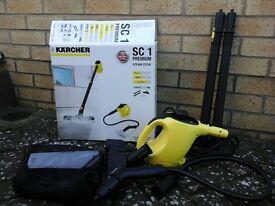 Karcher SC1 Premium steam cleaner