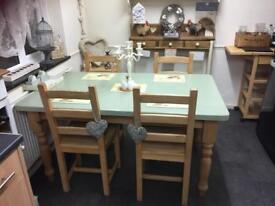 Heavy 5ft farmhouse table TABLE ONLY**
