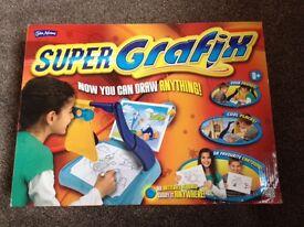John Adams Super Grafix Drawing Studio