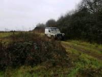 Land rover defender 200tdi off roader 4x4