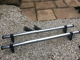 The bet RHINO roof rack metal solid bars for car van motor accessories