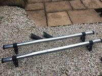 The bet RHINO roof rack metal solid bars for car van motor accessories