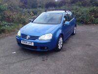 Vw golf 2.0 GT TDI/ with full service history