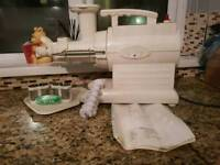 Green star juice extractor bearly used like new