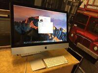 iMac 27 2011 Quad Core i5 3.1GHz 16GB 1TB HDD Wireless Keyboard & TrackPad fully working order!!!