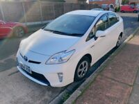 2014 Toyota Prius 1.8 VVTi Petrol, White, HPI Clear, Verified Low Mileage, 1 Owner, Excellent Cond