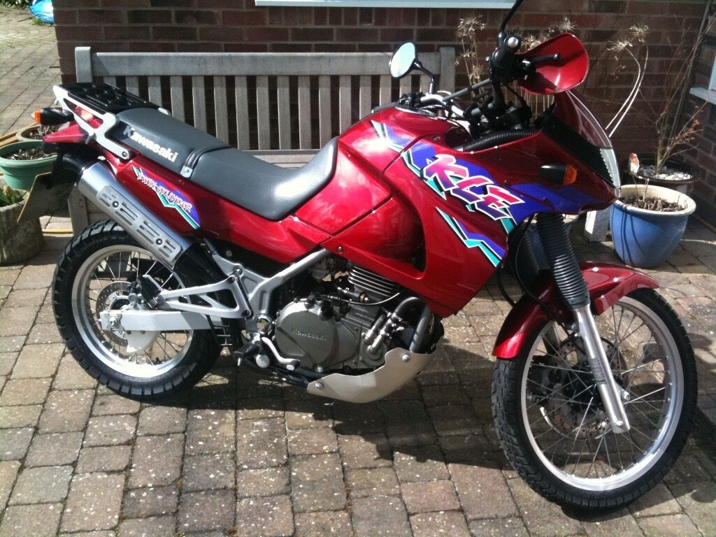 1994 kawasaki kle 500 immaculate condition very low mileage less than 4k in norwich. Black Bedroom Furniture Sets. Home Design Ideas
