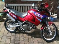 1994 Kawasaki KLE 500 - immaculate condition & very low mileage (less than 4k)