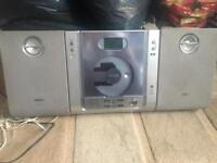 Philips DAB stereo.