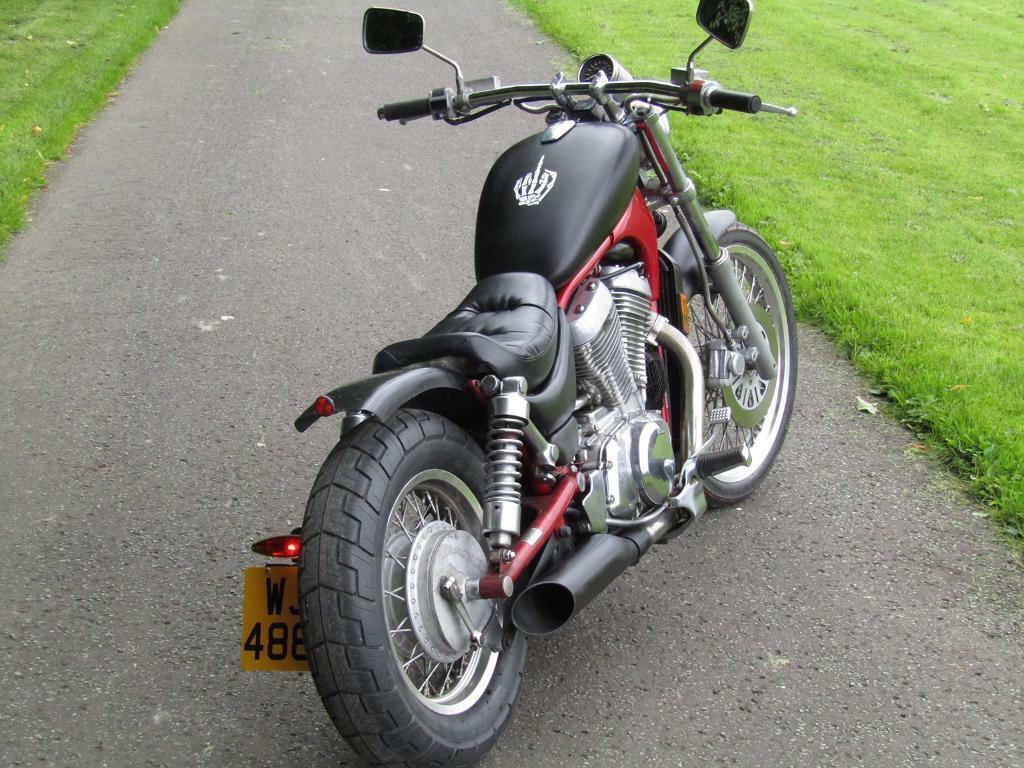 Suzuki Intruder 800 bobber / chop   in Eglinton, County Londonderry    Gumtree