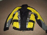 Swift Innovation Ladies Motorcycle Jacket (medium)