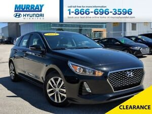 2018 Hyundai Elantra GT GL with Remaining Warranty, Bluetooth, A