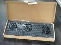 Dell KB212 - B keyboard and mouse, unused