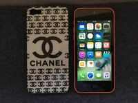 iPhone 5c(EE, BT, Virgin, TMobile, ASDA|14 Day Guarantee|8GB|Deliver+Post|Apple|Pink) ||