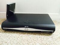 Sky+ HD box and broadband router