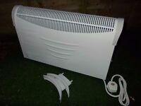 Glen fan heater new unused free standing