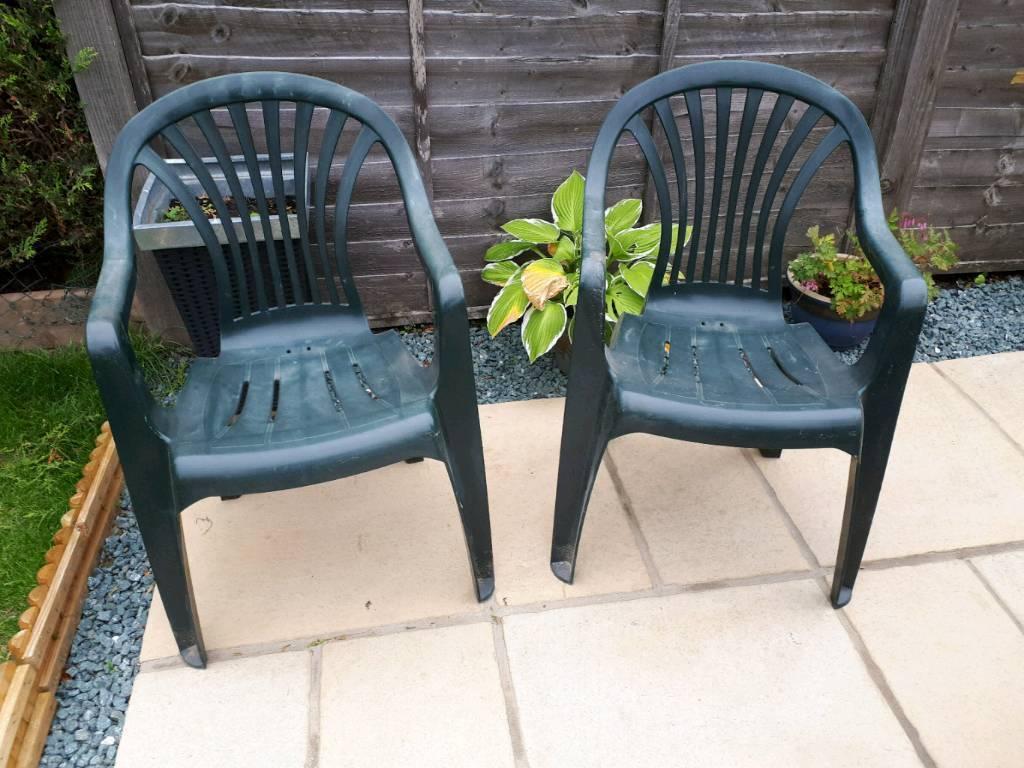 2 garden chairs york