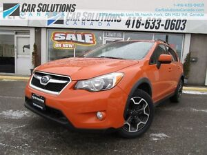 2014 Subaru XV Crosstrek Sport Package-Automatic