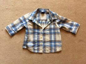 Baby Gap shirt. 3-6 months.