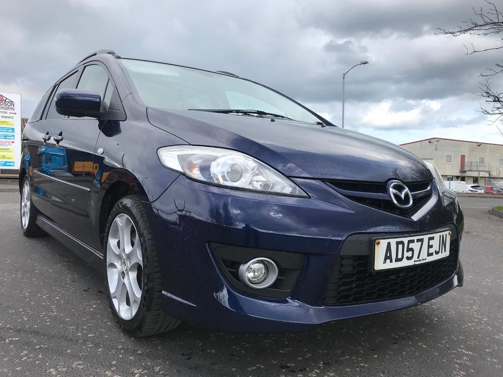 Mazda5 Sport excellent condition service history 7 seater