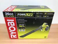 Ryobi RBV26B 26cc Petrol Blower Vac -BRAND NEW- Amazon price £150