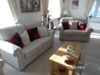 2 seater sofa + 3 seater sofa /bed (Dibden nr Hythe)