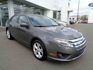2012 FORD FUSION SE / Finance 2.9% / AC / Cruise / AUX