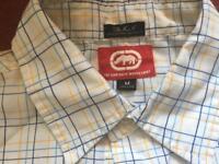 The Knit check shirt