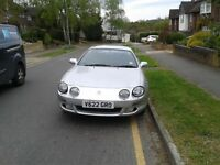 Toyota Celica owned from new.