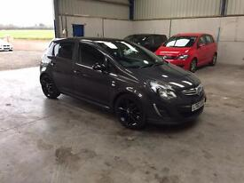 2014 Vauxhall corsa 1.2cc ltd edition 1 owner pristine condition guaranteed cheapest in country