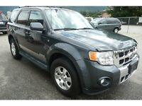 2008 Ford Escape AWD  MINT Limited