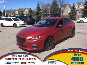 2015 Mazda MAZDA3 SPORT GS | NAV | HEATED SEATS | MUST SEE