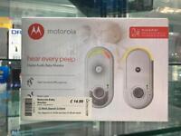 Motorola plug & play MBP8 baby monitor