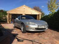 Mazda MX-5 2003 1.8 Petrol