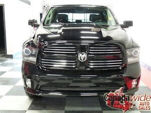 2014 Ram 1500 CREW 4X4 SPORT, LOW KMS, EASY APPROVAL DRIVE TODAY Edmonton Edmonton Area image 3