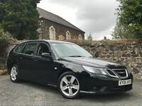 2009 Saab 9-3 tid turbo edition!!!fsh,leather!!!