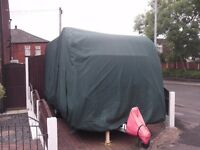 BREATHABLE MAYPOLE CARAVAN COVER MP9533