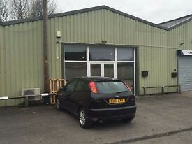 1900 sq ft. Commercial unit, store and office - Leyland, South Ribble, Preston - Re-Advertised