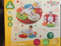 Elc blossom farm sit me up cosy from new born to 12mths